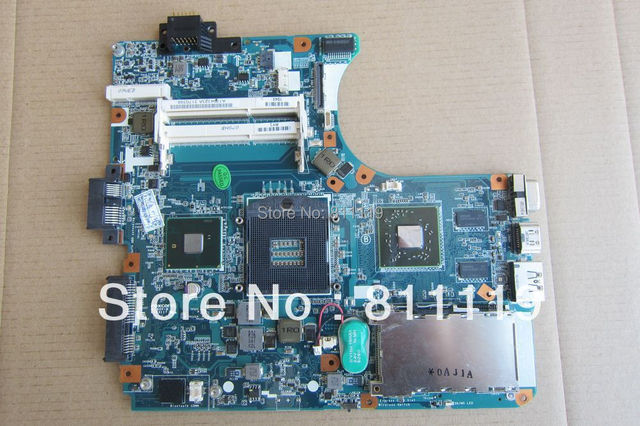 Placa madre del ordenador portátil MBX-224 M961 1P-0106J01-8011 para VPC-EB eb A1794333A 8 chipsets