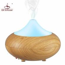 เปลี่ยนสีUltrasonic Air Humidifier Essential Oil Diffuser Aroma Lamp Aromatherapy Aroma Diffuserหน้าแรกMist Maker