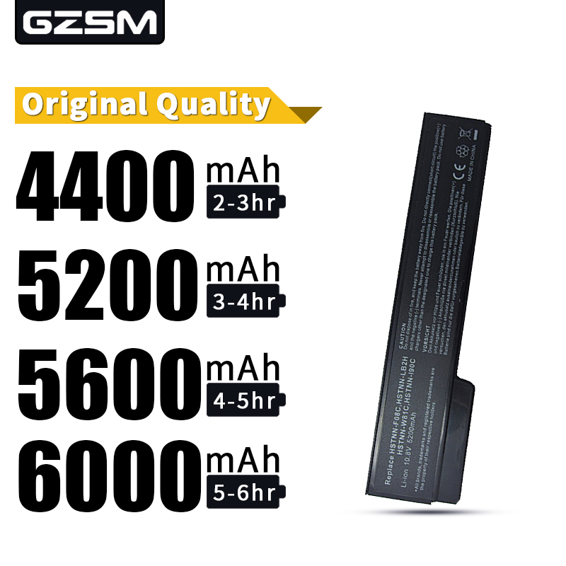 HSW Laptop Battery For Hp ProBook 6460b 6470b 6560b 6570b 6360b battery 6465b 6475b 6565b 8460p 8470p 8460w 8470w 8570p battery in Laptop Batteries from Computer Office