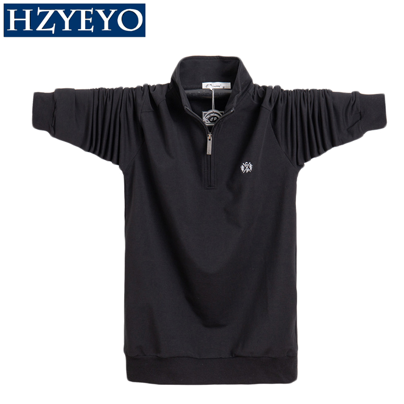 Wrench Symbol Of The Brand Hzyeyo Spring Autumn Mens Softshell Hiking Men Tshirt Long Sleeve Plus Size Big 5xl 6xl Casual T-shirts Cotton Climbing Coat High Resilience