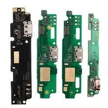 1 шт. USB плата с зарядным портом гибкий кабель соединитель части для Xiaomi Redmi Note 3/4/Note 3/4 Pro/4A/5A/4X/2 2A/3S микрофонный модуль