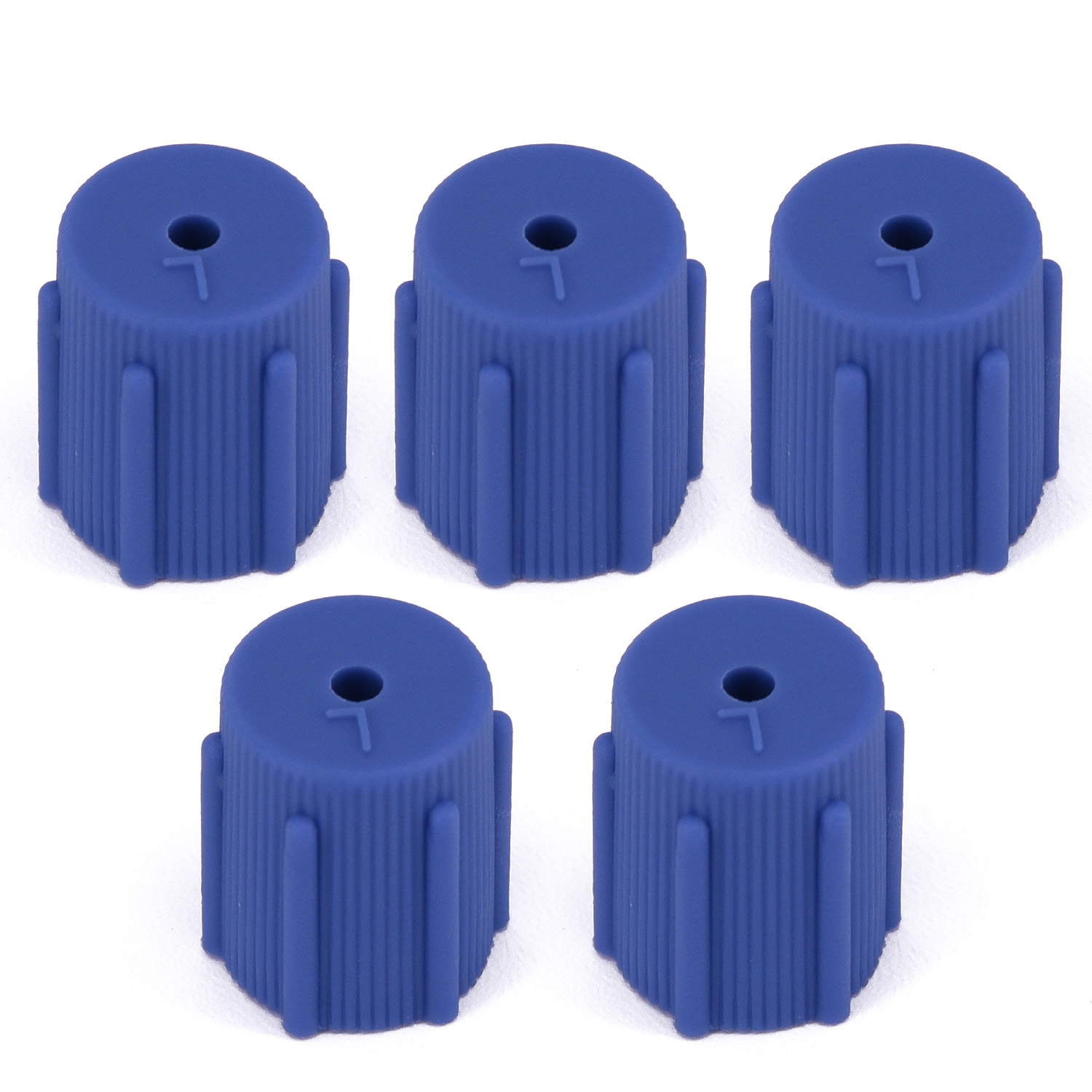10x Replaces R134a 13/&16mm AC System Cap Charging Port Service Cover Hi Low Side