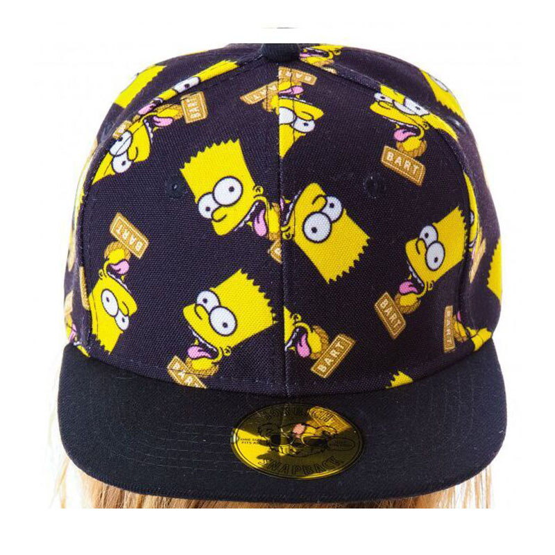 988a1af5ac5b3 Free Shipping Men s hats SpongeBob Cartoon snapback baseball Cap-in  Baseball Caps from Apparel Accessories on Aliexpress.com