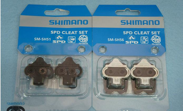 53bb17ace27b Aliexpress.com : Buy SHIMANO SM SH56 cleat set SPD CLEATS SH56 MTB bike  pedal original (except M858) from Reliable mtb bike pedals suppliers on  Weko LIN ...