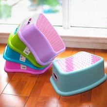 Табурет для унитаза, домашний стул, креативный табурет для ванной, детский пластиковый табурет для детского сада