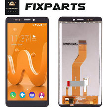 Original New Wiko Jerry 2 Wiko Tommy 3 LCD  Jerry 3 Max Display Touch Screen Digitzer Assembly Replacement Parts Wiko Jerry LCD jerry b jenkins john perrodin seclusion point