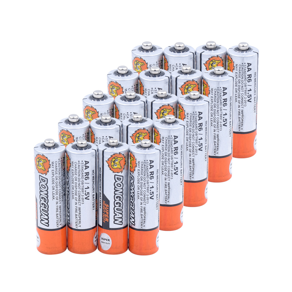 20pcs <font><b>1.5v</b></font> <font><b>aa</b></font> 4006 815 AM3 E91 KAA ND62S <font><b>battery</b></font> carbon-zinc dry <font><b>batteries</b></font> for camera toys flashlight portable DVD instrument image