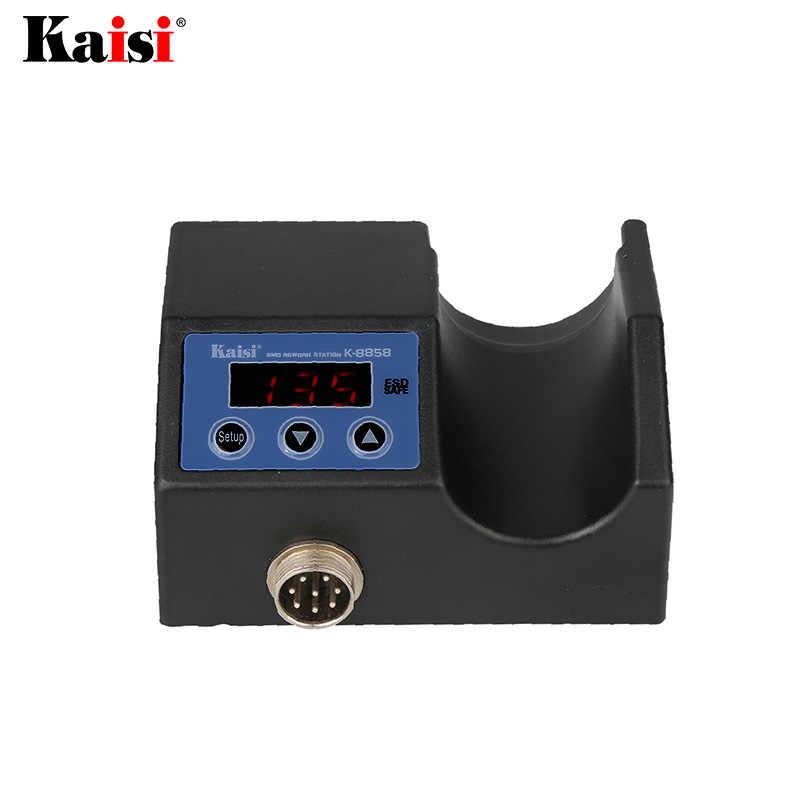Kaisi 8858 220 В/110 В портативная Тепловая фена паяльная станция BGA паяльная станция лучшая ручная фена горячего воздуха 700 Вт