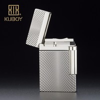 classic kuboy lighter ,can be packed to gift cigarette case