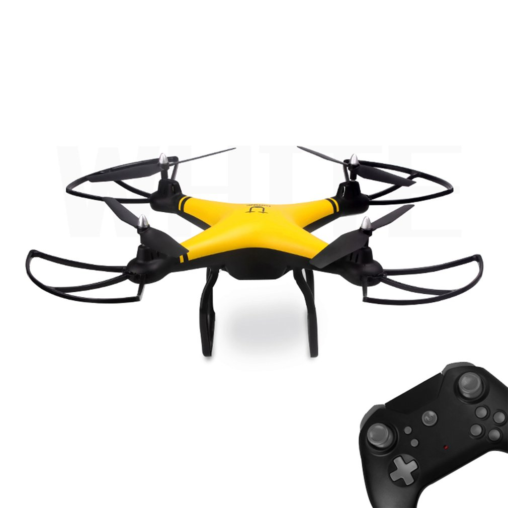 HOT 69608 Smart RC 2.4G RC Quadcopter Drone Aircraft with Altitude Hold One Key Return Headless Mode 3D Flips RC Model Toy Hobby(China)