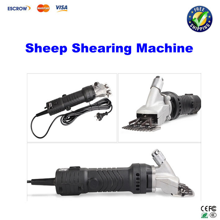 sheep Wool Shearing tool, Clipper Shear Sheep Goats Alpaca Farm Shears, low noise, speed adjustment lesions of skin of sheep and goats due to external parasites