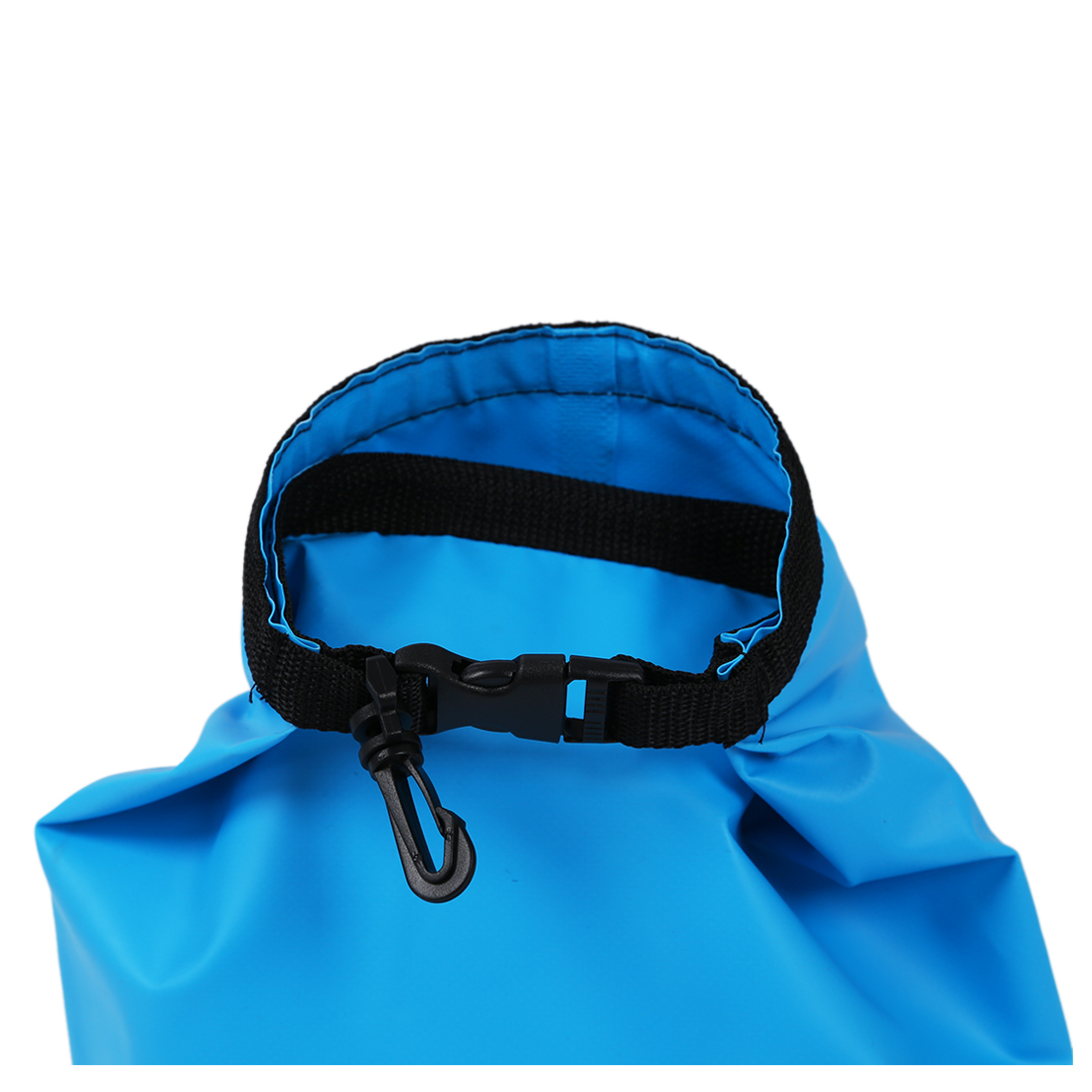 LUCKSTONE 5L Ultralight Outdoor Waterproof Rafting Dry Bag Camping Travel Kit Equipment Canoe Kayak Swimming Bags Storage Blue