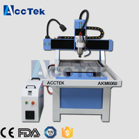 China hot sale 6060 mould making cnc router cnc metal mold router