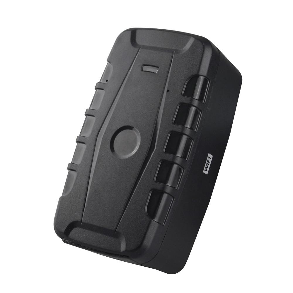 Surveillance à distance facile Installation forte aimant GPS Tracker pour e-bike moto voiture LK209C