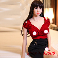Asian Beauty Real Silicone 165 cm Blonde Love Doll Big Boobs 100% real silicone full Body Adult Oral Sex Doll For Men