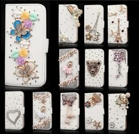 2015 Luxury 3D Crystal Case For Iphone 6 6s 4 7inch Protective Sleeve 6plus 5 5