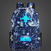 One Piece School Bags Travel Bag Backpacks