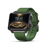 DM99 Smart Watch 3G WIFI GPS Android 5.1 OS 2.2'' Screen 2.0MP Camera 1200mAh Battery for Smartphone RAM 1G Vibration GSM