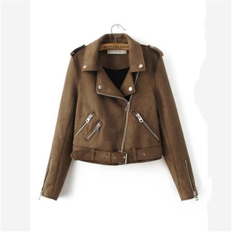 Popular Women Suede Jackets-Buy Cheap Women Suede Jackets lots