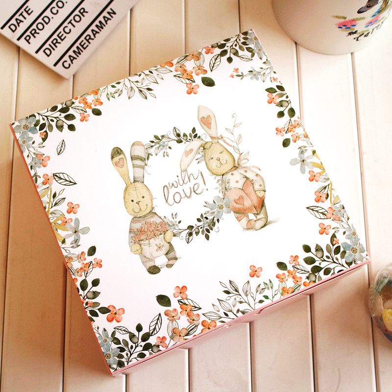 Home Cake Decorating Supply Co: 8 Inch Chiffon Cheese Cake Box Dessert Cookie Biscuit