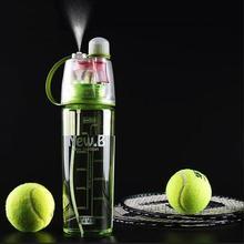 Sports Spray Water Bottle 400ml/600ml