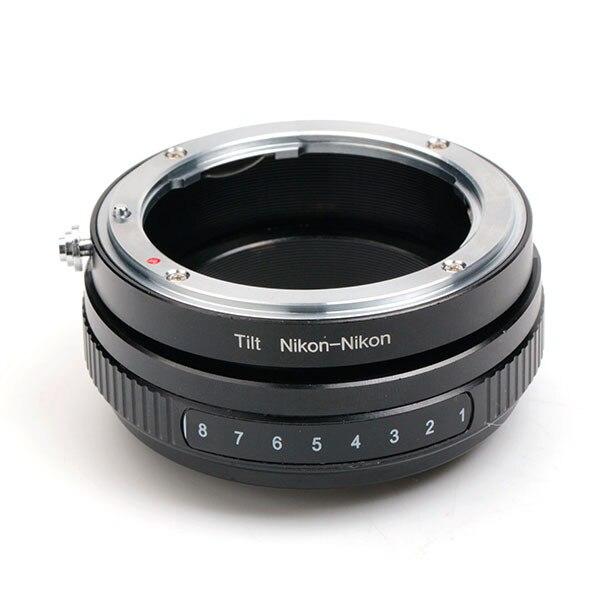 Pixco adaptador de cámara traje de anillo Macro inclinación Nikon AF AF-S lente para Nikon Camrea D810A D7200 D5500 D750 D810 D5300 D3300 Df D610
