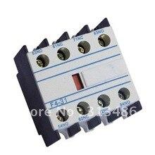 Вспомогательный блок контактора F4-31, 3NO+ 1NC