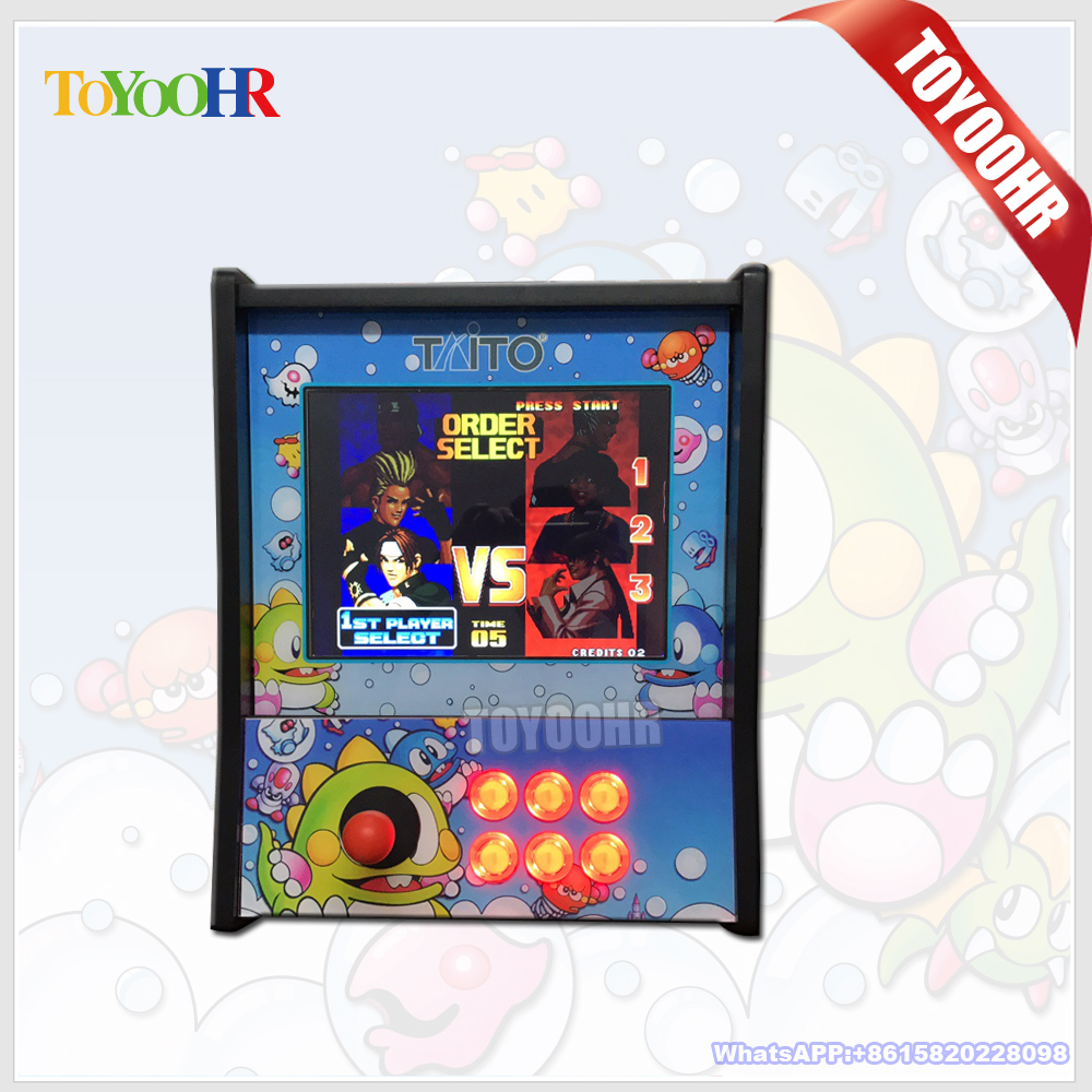 12 Inch Display Arcade Game Console Table Top Game Cabinet /645 In 1  Pandorau0027s Box 4  In Board Games From Sports U0026 Entertainment On  Aliexpress.com | Alibaba ...