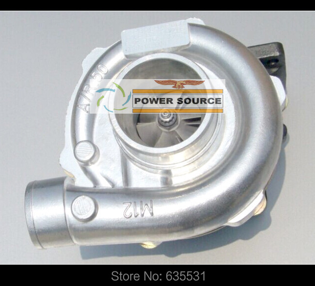 T3T4 T3 T4 T3/T4 TO4E Turbine A/R .63 comp A/R .50 Oil cooled Turbo Turbocharger For Vehicle tuning Universal 155-170kw 5 bolts oil cooled turbo for isuzu car 4jb1t 4jb1 t 2 8l 4jg2t 4jg2 t 3 1l rhb52 va190013 8971760801 turbine turbocharger with gaskets