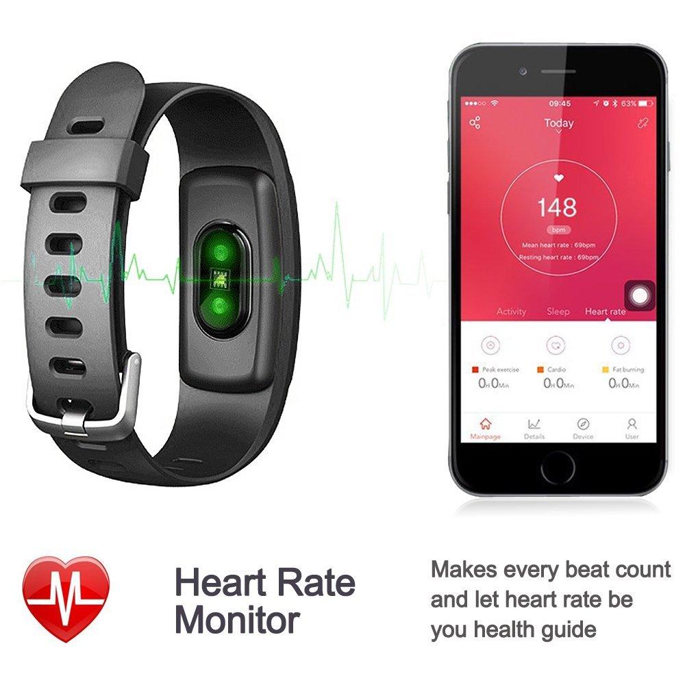 Teamyo Sport Smart Bracelet Activity tracker Cicret bracelet GPS fitness tracker Heart Rate Monitor cardiaco Smart wristband 21