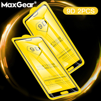 2PCS 9D la cubierta de vidrio templado para Huawei P30 P10 P20 Lite película protectora Pro P Smart Plus Z 2018 2019 Protector de pantalla película