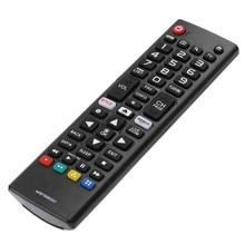 New Smart Tv Remote Control For Lg Akb75095307 Lcd Led Hdtv Tvs Lj & Uj Serie