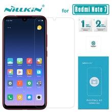 Для Xiaomi Redmi Note 7 стекло Nillkin 9 H + Pro 2.5D Закаленное стекло Защита экрана ультра-тонкий для Redmi Note 7 стекло Nilkin