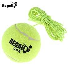 Теннисные тренировочные мячи, теннисные мячи с веревкой, хорошие резиновые теннисные мячи
