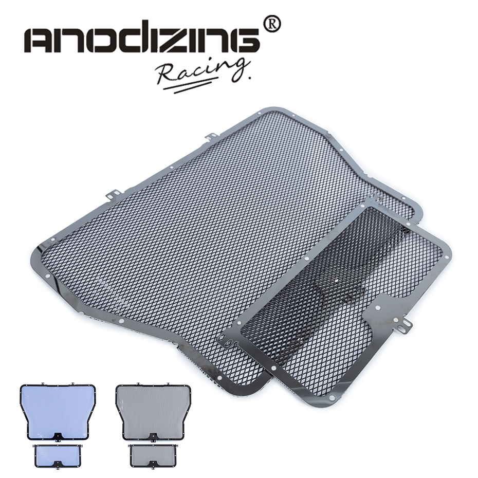 Radiator Protective Cover Grill Guard Grille Protector For BMW S1000RR S1000 RR 2010 2011-2017 arashi motorcycle parts radiator grille protective cover grill guard protector for 2003 2004 2005 2006 honda cbr600rr cbr 600 rr