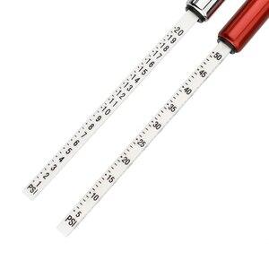 Image 3 - Mini Di Động 5 50 PSI Áp Bút Hình Bền Đẹp Kiểu Dáng Xe Cấp Cứu Sử Dụng Lốp/Lốp Áp Suất Không Khí thử Nghiệm Đo