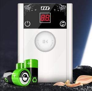 Image 2 - Máquina pulidora de uñas portátil, sin escobillas, potente, 80w, novedad, 40000 RPM, pulidora eléctrica para uñas