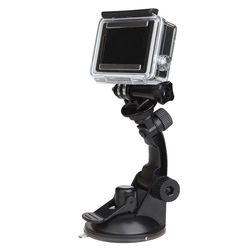 for MOBILEACCESSORIES TL 360 Degree Rotation Bike Aluminum Handlebar Adapter Mount with Screw for GoPro New Hero //HERO7 //6//5 //5 Session //4 Session //4//3 Xiaoyi and Other A //3//2 //1 DJI OSMO Action