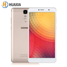 Doogee Y6 Max 6.5 Inch Fingerprint Mobile Cell Phone MTK6750 Octa Core Android 6.0 3GB RAM 32GB ROM 13MP 4300mAh 4G Smartphone