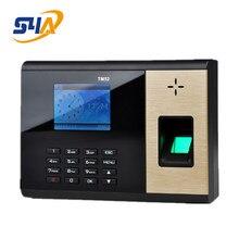 Tiempo de asistencia biométrico de huellas dactilares con sdk