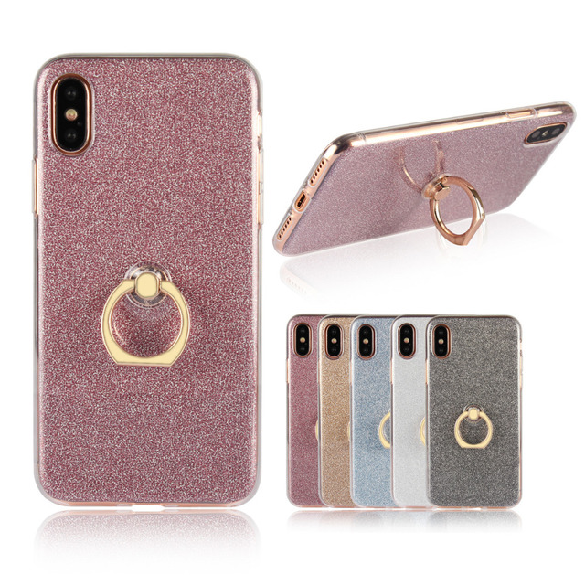 apple iphone 8 glitter case