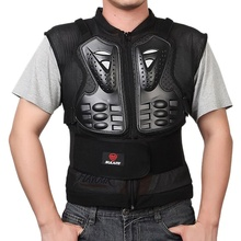 Cool Motorcycle Vest Adult Sleeveless Breathable Elastic Adjustable Outdoor Riding Protective Sportswear COSPLAY Battle Hunting