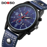 DOOBO Wrist Watches Top Brand Sport Watch Men Watch Waterproof Men S Watch Auot Date Clock