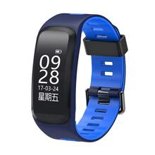 HL 2017 F4 Bluetooth 4 0 Heart Rate Exercise Step Calorie Movement Smart Watch drop shipping