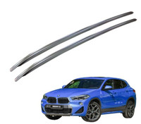 High Quality Aluminium Alloy CAR ROOF RACK BAGGAGE LUGGAGE BAR FIT FOR BMW X2 2018 2019 2020