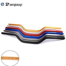 for KTM Honda Yamaha Kawasaki Suzuki Dirt Bike Motorcycle Handlebar 22mm Aluminum Handle Vintage RIZOMA