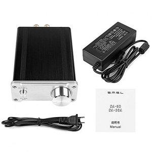 Image 5 - SMSL SA 36A Pro AMP HIFI Big Power Digital Integrated Tripath Stereo Amplifier with 12V 3.8A Power Adaptor Black Silver Gold