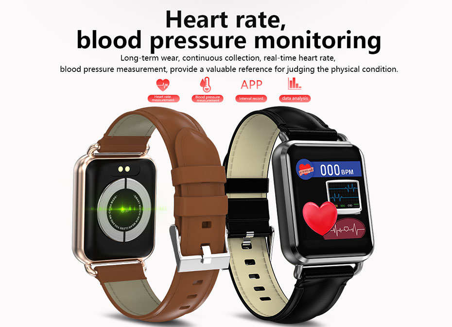 COLMI ECG Smartwatch Electrocardiography Heart Rate Monitor Smart Watch Activity Fitness Tracker Clock for IOS Android_06