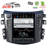 Android 6.0 Tesla Style 10.4 Car DVD Player for Nissan Navava Terra NP300 2017 2018 Bluetooth Radio WIFI 4G Vertical Stereo IPS