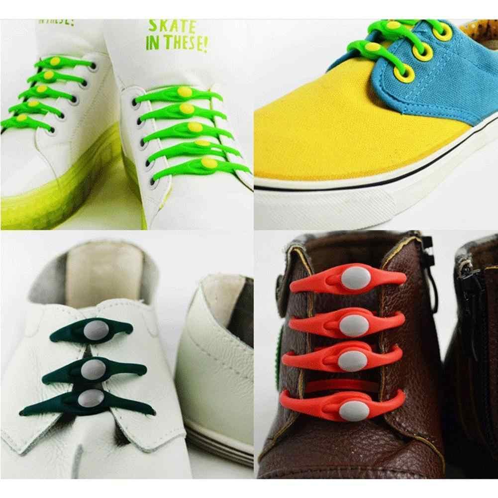 14 шт.; популярная силиконовая эластичная обувь со шнуровкой для отдыха; спортивная обувь; Открытый инструмент; походная обувь; струны